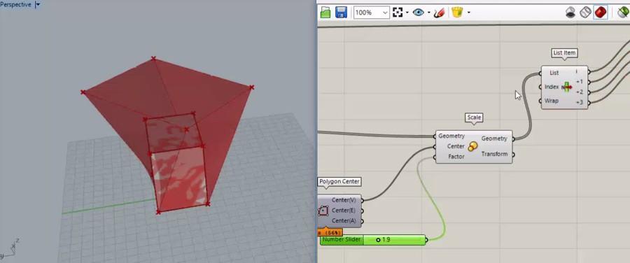 در این آموزش با جابجایی ، چرخش و مقیاس کردن نقاط یک جعبه و بازسازی آن به عنوان twisted box می توانید حجم خود را تغییر شکل دهید