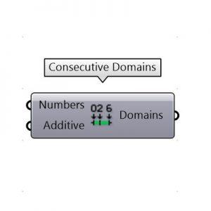 با کمک این ابزار می توانید یک سری عدد را به دامنه های متوالی تبدیل کنید. در ویدئو بالا کاربرد این ابزار در چند مثال کوتاه توضیح داده شده است.