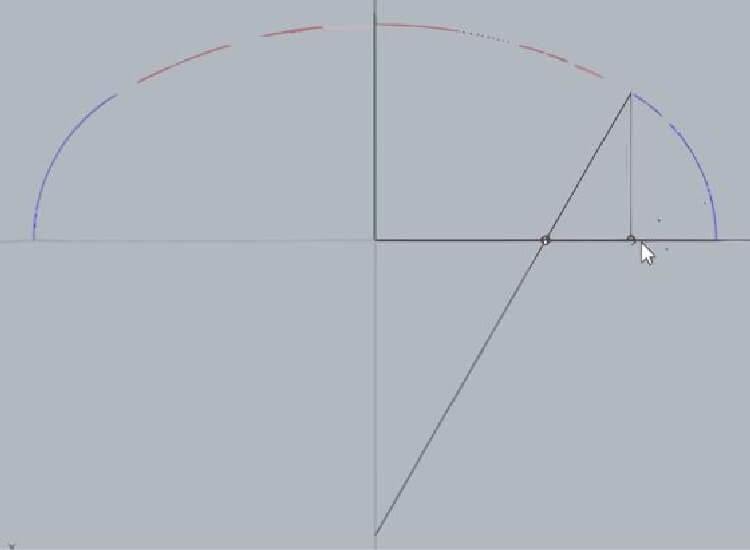 در این آموزش مدلسازی انواع قوس های بیضوی به صورت پارامتریک بازسازی می شوند