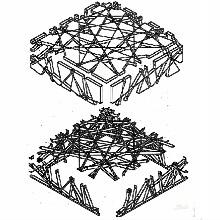 مراحل فرم یابی گالری Serpentine اثر تویو ایتو