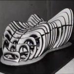 پاویون موریانه با رویکرد معماری پارامتریک و بایونیک