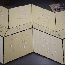 اوریگامی آکوستیک و تطبیق پذیر