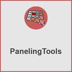 پلاگین PanelingTools