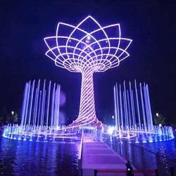 درخت زندگی - اکسپو میلان
