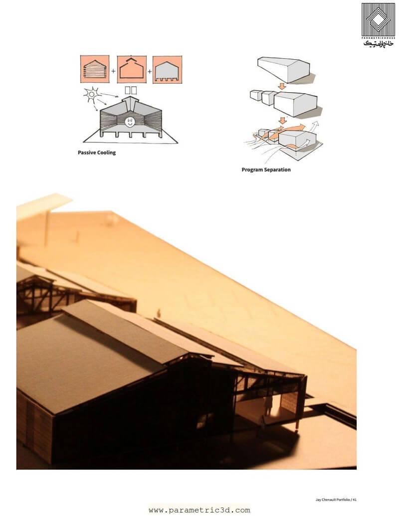 Architecture + Digital Fabrication