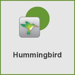 پلاگین Hummingbird