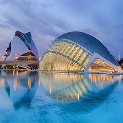 شهر علم و هنر - اسپانیا