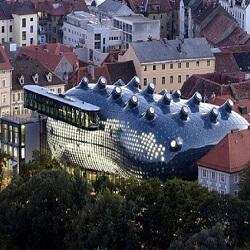 Kunsthaus Graz - اتریش