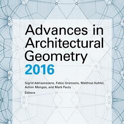 کتاب Advances in Architectural Geometry