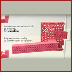 مکانیزم های Metamaterial