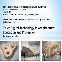 کتاب Digital Technology in Architecture