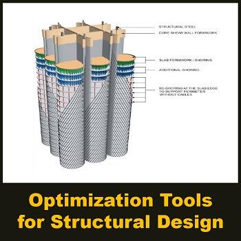 مقاله Optimization Tools for the Design of Structures