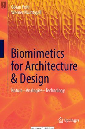 کتاب Biomimetics for Architecture & Design