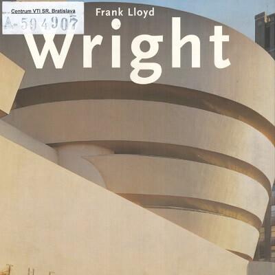 کتاب Frank Lloyd Wright