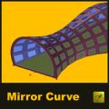 نمونه کار با گرس هاپر: Mirror Curve - آموزش گرس هاپر