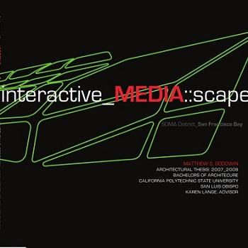 کتاب Intercative Media : Scape
