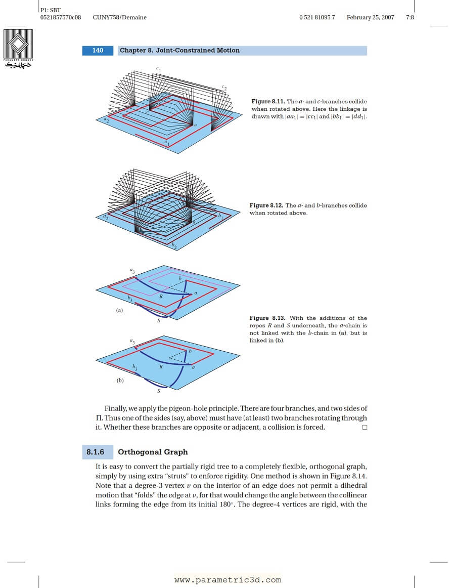 کتاب Geometric Folding Algorithms