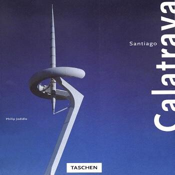 کتاب Santiago Calatrava