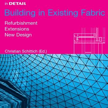 کتاب Building in Existing Fabric