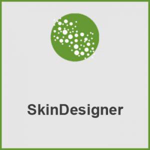 پلاگین SkinDesigner