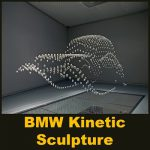 تندیس کینتیک - موزه BMW