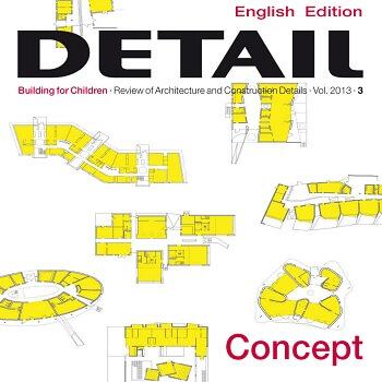 کتاب Detail - Building for Children