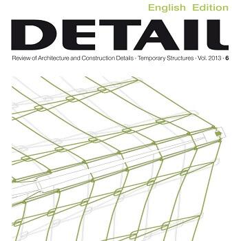 کتاب Detail - Temporary Structures