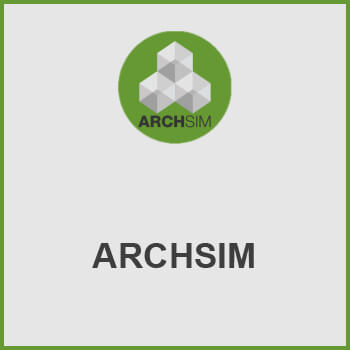 پلاگین Archsim