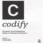 کتاب Codify: Parametric Design in Landscape Architecture