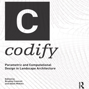 کتاب Codify: Parametric Design in Landscape Architecture