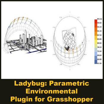 مقاله Ladybug: Parametric Environmental Grasshopper Plugin
