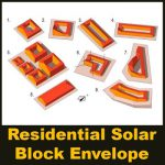 مقاله Residential Solar Block Envelope
