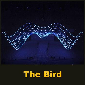 The Bird - بزرگترین تندیس متحرک جهان