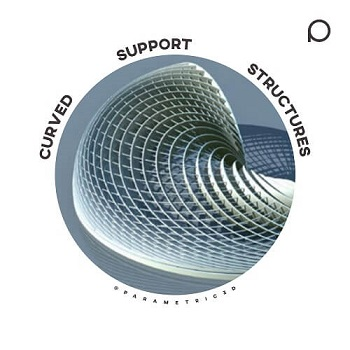 مقاله Curved Support Structures
