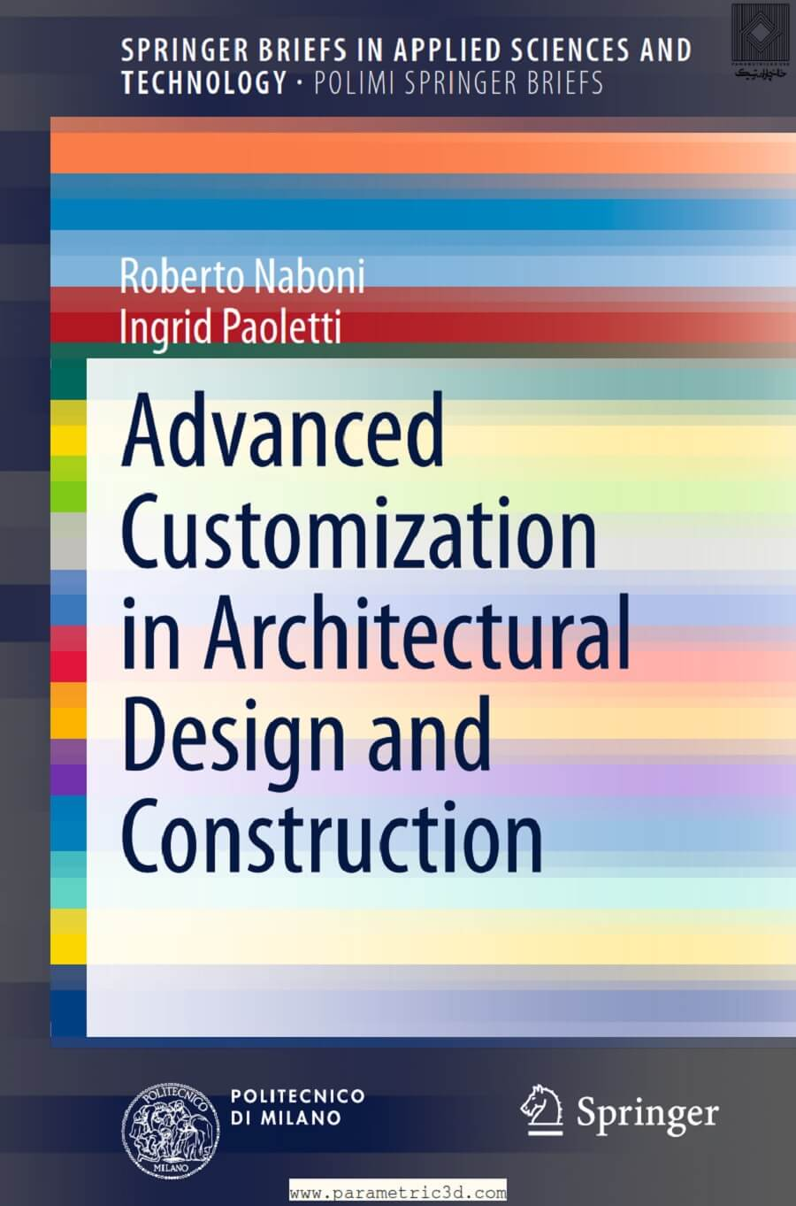 کتاب Advanced Customization in Architectural Design