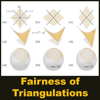 مقاله Fairness of Triangulations