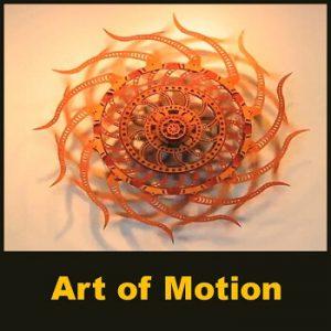 هنر حرکت