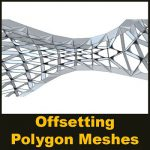مقاله Offsetting Polygon Meshes