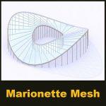 مقاله Marionette Mesh