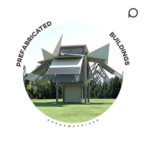 Prefabricated Buildings - Parametric Design