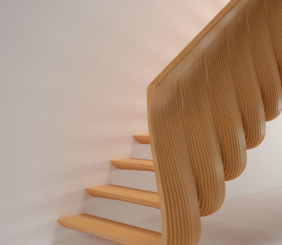 Lamina Staircase