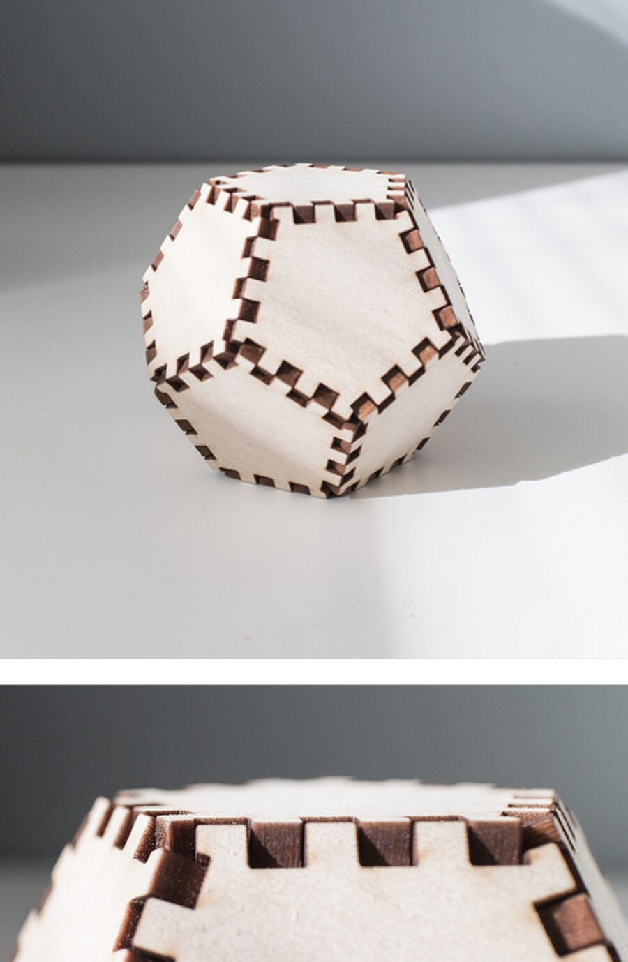Wooden Joinery #1 - Laser Cutting Designs & Ideas