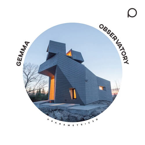Gemma Observatory - Parametric Design