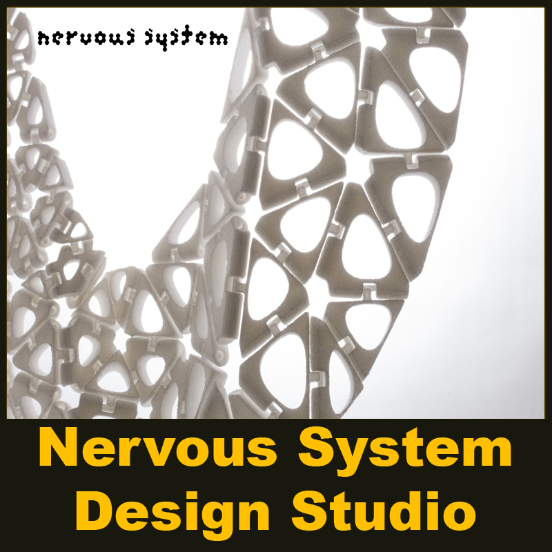 Nervous System Design Studio