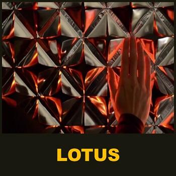 LOTUS by Daan Roosegaarde - Interactive wall