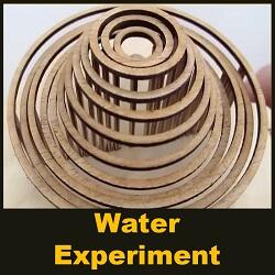 Water Experiment No. 33 Automata