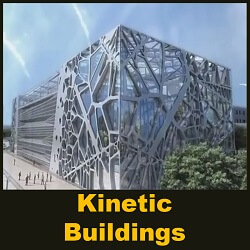 Buildings that Move or Change Shape