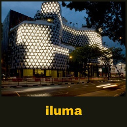 iluma Interactive Media Facade