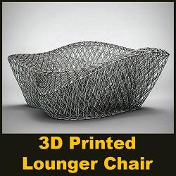 Janne Kyttanten 3D Print Sofa