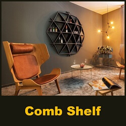 Instruction of building Comb shelf